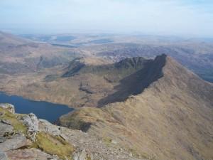 Snowdonia, Three Peaks
