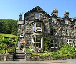 Afon View Guest House.